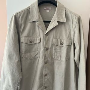Jcrew Wallace and Barnes Utility workshirt